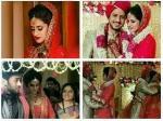 Yeh Hai Mohabbatein Mihika Verma Married Aly Goni Neena Wish Pics
