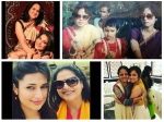 Mouni Drashti Divyanka Hina Tv Celebs With Moms Make Aww Pics