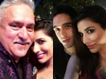 Party Pictures Sophie Choudry Chilling With Siddharth And Vijay Mallya