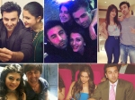 Ranbir Kapoor Naughty Cute Pictures With Hot Bollywood Ladies