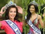 Pictures Of Amy Jackson From Her Miss Teen World England Days