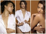 Radhika Apte Latest Hot Photoshoot For Fhm May Edition