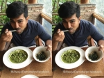 Ram Charan Turns A Veggie For Dhruva