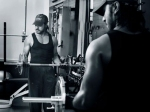 Video Ram Charan S Rigorous Workout For His Next