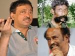 Ram Gopal Varma Rgv Claims Veerappan Had Planned To Kidnap Rajinikanth