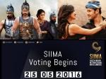 Siima 2016 Nominations List Telugu Movie Baahubali Srimanthudu
