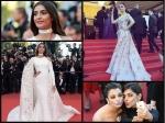 Sonam Kapoor Aishwarya Rai Bachchan Latest Cannes 2016 Red Carpet Pics