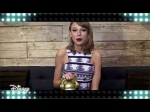Taylor Swift Bags Awards On Disney Radio Awards