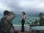 First Picture Of Mallika Sherawat From Cannes Film Festival