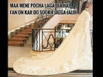 Sonam Kapoors Cannes Dress Trolled On Twitter As Rumali Roti