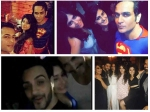 Vikas Gupta Bday Party Ekta Sara Bold Kamya Kavita Others Attend Pics