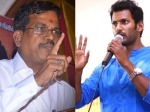 Vishal Vs Kalaipuli S Thanu Duo Engage In Conflict Over Piracy Issues