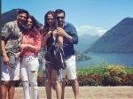 Akshay Kumar And Twinkle Khanna Holidaying In Switzerland