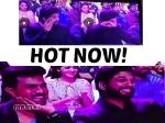 Allu Arjun Goes Teary Eyed Watching Chiranjeevi Dance At Cinemaa