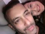 Ameesha Patel Shares A Weird Selfie With Salman Khan Enroute Iifa
