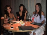 Amy Jackson Has A Dinner Date With Her Girlfriends At Roka London