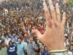 Rajamouli Happy About Baahubali Shoot Does Jai Mahismathi With Team
