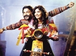 Dhananjay Sanchita Shetty Badmaash Audio Released