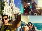 Mouni Drashti Surbhi And Tv Stars Holidaying In Foreign Locales Pics