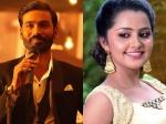 Anupama Parameswaran Wins The Praise Of Dhanush