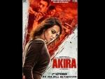 First Poster Of Akira Starring Sonakshi Sinha