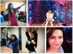 Gold Awards 2016 Divyanka Tripathi Sriti Arjun Mouni Others Dance Pics