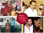 Jennifer Winget Divyanka Tripathi Tv Celebs Fathers Day Spl Post Pics