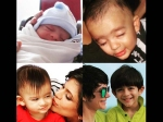 Mandira Bedi Celebrates Son Vir Birthday Super Cool Pics Mother Son