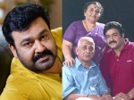 Mohanlal Talks About Father Vishwanathan Nair Son Pranav Mohanlal