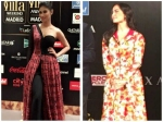 Mouni Roy Elli Avram Look Gorgeous Iifa Press Conference Pics
