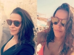 Neha Dhupia Holidays In Ibiza In A Bikini And Receives Crass Comments