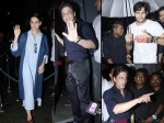 Shahrukh Khan Kangana Ranaut Anand L Rai Birthday Party Pictures
