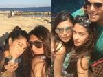 Riya Sen Holidays In Malta With Her Girlfriends