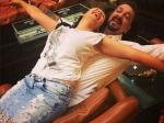 Sanjay Dutt And Maanyata Dutt Dance And Romance In This Video