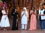 Nun Sofia Hayat Praises Rakhi Sawant Alok Nath Comedy Nights Bachao