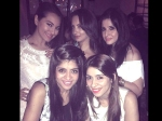 Sonakshi Sinha Birthday Party Latest Pictures With Friends