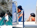 Sunny Leone And Daniel Weber Chill On A Private Yacht In Italy