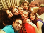 Karan Grover Friends Throw A Surprise Birthday Party Pics