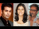 All Is Not Well Between Karan Johar Kajol Ajay Devgn