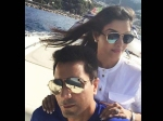 Asin Rahul Sharma Romantic Italy Pictures Show They Are Madly In Love