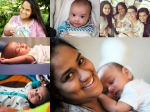 Very Cute Pictures Of Baby Ahil With Aayush Sharma And Arpita Khan
