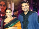 Vidya Balan Will Not Work With Siddharth Roy Kapur