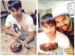 Shakti Vivian Dsena Celebrates Birthday Thanks His Fans Pics