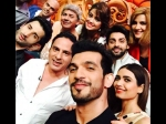 Arjun Karishma Sidhant Jdj 9 Contestants On Comedy Nights Bachao Pics