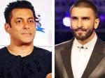 Ranveer Singh Reacts Salman Khan Breaking Chair Head Comment