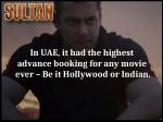 Salman Khan Starrer Sultan Box Office Records