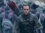 When Matt Damon S The Great Wall Serves As Merger