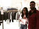 Ajay Devgn Spotted Shopping With Daughter Nysa Devgn London Pics