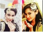Yeh Rishta Kya Kehlata Hai Akshara Gets Kidnapped Yash Mehndi Pics