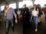 Alia Bhatt And Sidharth Malhotra Holidaying In London